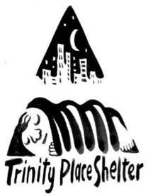 Trinity Place Shelter logo